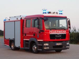 Mittleres Löschfahrzeug (MLF) - Florian Hohenthann 47/1