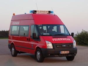 Mannschaftstransportwagen (MTW) - Florian Hohenthann 14/1